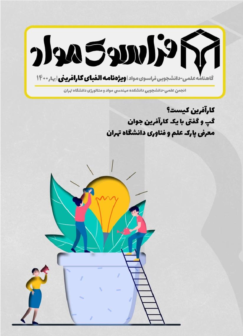 نشریه دانشجویی فراسوی مواد